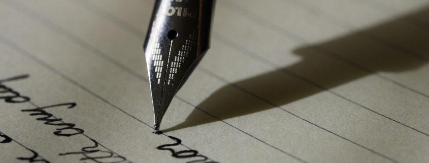 scrivo per te